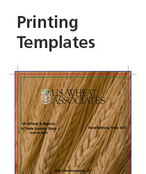 We have the templates you need to ensure your artwork is printed correctly.