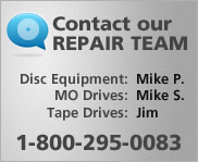 Contact our repair team