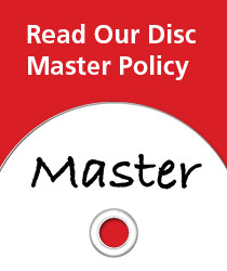 Read Techware's policy regarding the content on your disc or USB master.