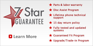 Techware's Seven Star Guarantee