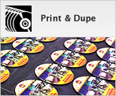 Disc Printing and Duplication