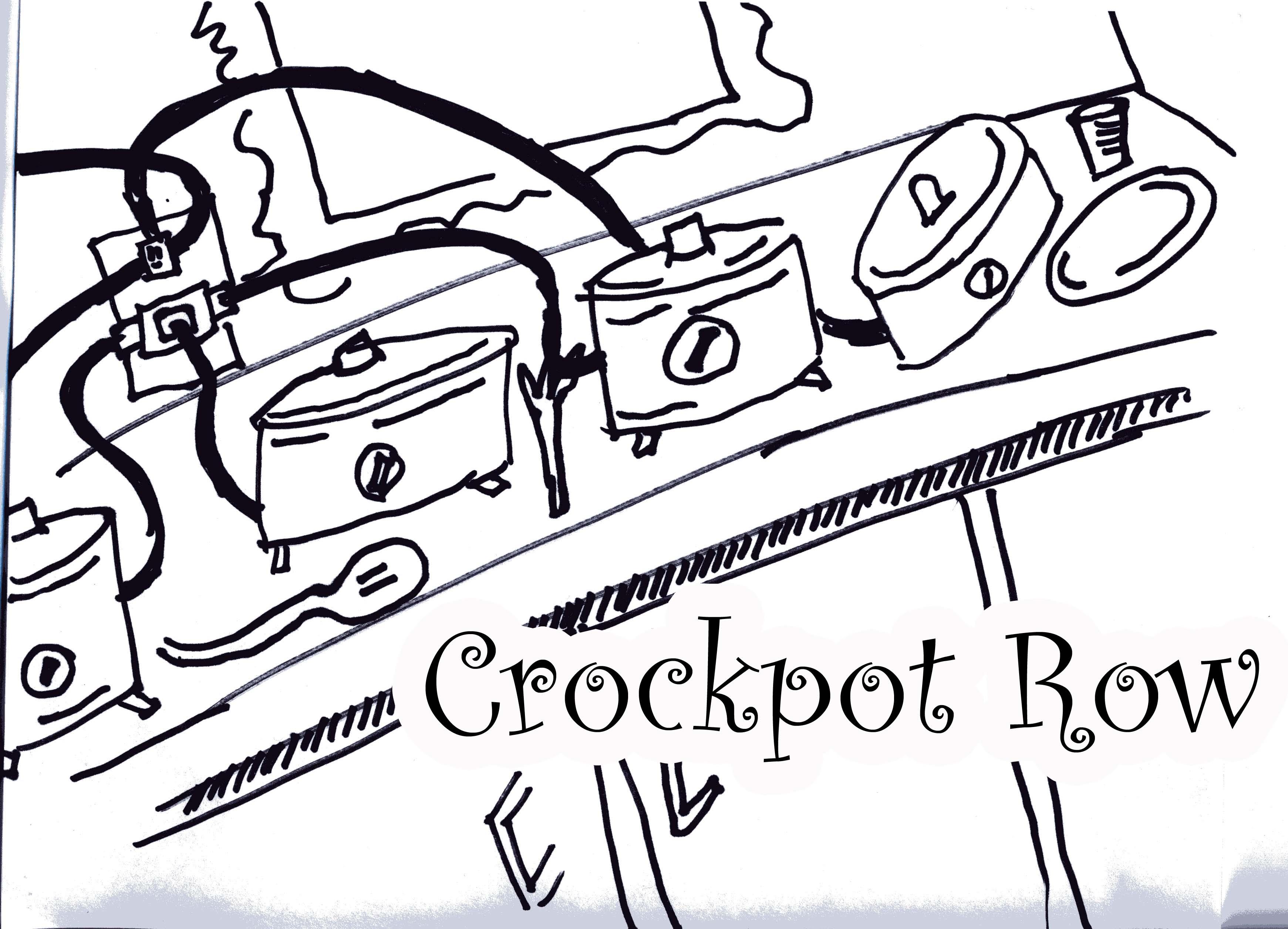 Office Potluck Clipart