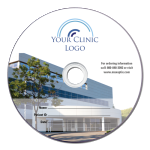 Custom Printed DICOM CD