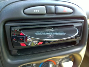 Car CD Player