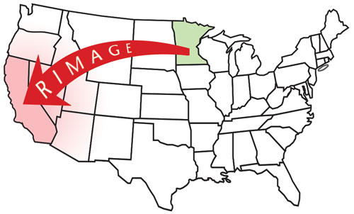 Rimage-Moving-To-California